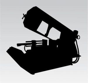 Tračne pile MACC poluautomatsko upravljanje