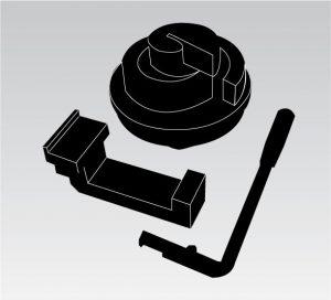 Dodatna oprema alat za savijačice BPR